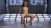 Roxanne Rae is Tied Up and Tormented with Anal Orgasms