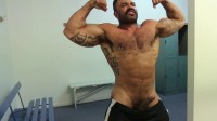 Rogan Richards - Alone In The Gym (other, gym, men)!
