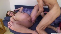 PregnantWishes — Hana anal action
