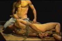 What follows is non-stop bondage, as Devon struggles to serve his Master