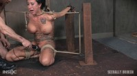 Lily lane destroyed brutal face fucking being made to cum over and over (2017)