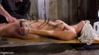 Princess Revisits Hogtied to Prove Herself to The Pope