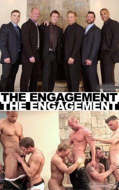 CockSureMen-The Engagement Part 1. The Party (2011)