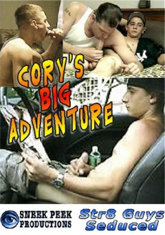 Corys Big Adventure gay video