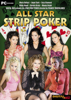 [Sex Game] All Star Strip Poker