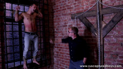 Punishment of Fighter Anton Part One (2014) - hot gay video