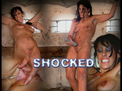 Slavegirl Crystel Lei - Shocked