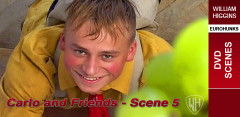 WHiggins Carlo and Friends Scene 5 Dvd Scenes 17-01-2013