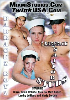 Bareback Sailor Studs free film
