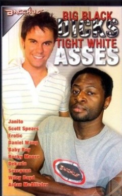 Big Black Dicks: Tight White Asses #1 mp4