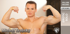 WHiggins Michal Trojsky Erotic gay blowjobs suck dick Solo 29-12-2010
