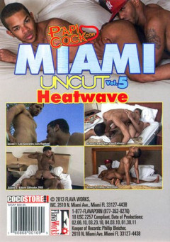 Miami Uncut Vol 5 - Heatwave