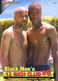 Black Mens 12 Inch Club boy ekibi com tr #6 gay film