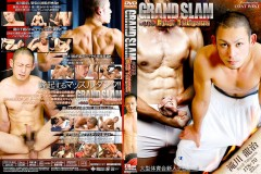 Grand gay coal-black men white-hot exciting Slam 3 - Ryuji Takigawa