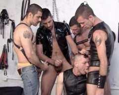 Brandon Hawk, Morgan Black, Dominic Sol, Jessy gay manga schwul Karson and Blue Bailey - free video