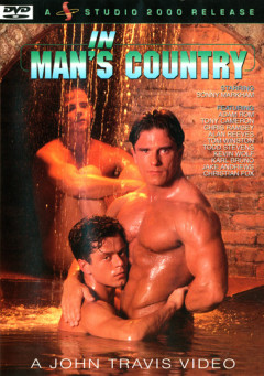 In erotic free gay male video Mans Country (1996)