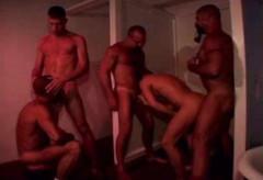 Mature Muscle Men In Rough Gangbang bear, english, watch .