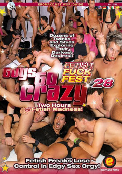 Guys Go Crazy davids podcast comes gay 28: Fetish Fuck Fest hot gay film