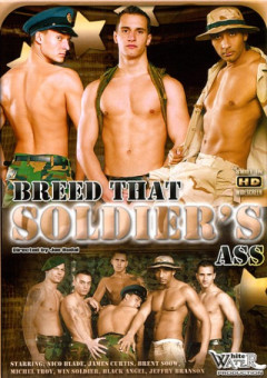 Breed That Soldiers Ass (anal, video)