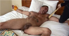 David Rome vt homosexual wedding bound and tickled