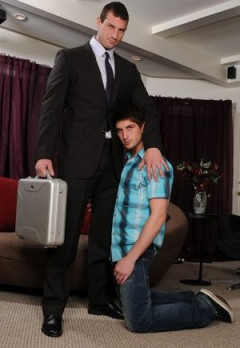 Rusty Stevens and Jayden Grey