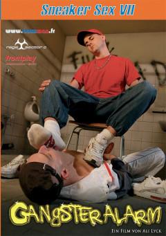Sneaker Sex vol.7 Gangster Alarm . New cute Gay NSFW porn.