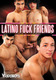 Latino Fuck Friends gay film