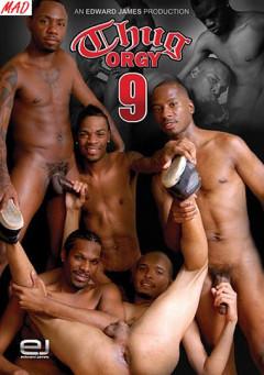 Thug Orgy No. horny gay movies 9