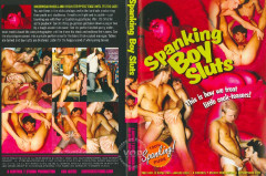 Spanking Boy Sluts gay film