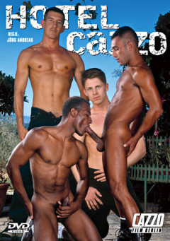 Hotel Cazzo hot gay story gang bang stories dvd vhs gay video