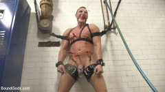 Straight Boy in the Locker Room is Abducted and Fucked! .