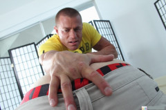 Zac Blake - Zac's First Deep Tissue Massage (2011)
