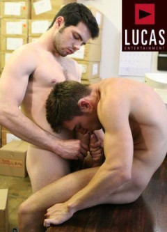 "Jimmy Trips and Zack Randall - scene from ""The Intern"""