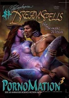 3D PornoMation № 03 Dream Spells (2009)