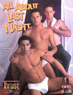 All About Last Night (1994) - quality gay video