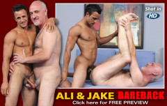 Jake Cruise - Ali and Jake Bareback