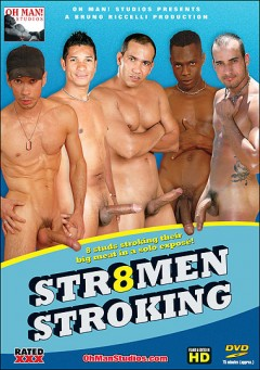 Str8men Stroking