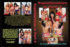 Superheroines in Peril 4