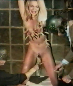 (BDSM) La Star Dechue – Fallen Star (Miss France 1985 Carole Tredille Very Brutal Movie)