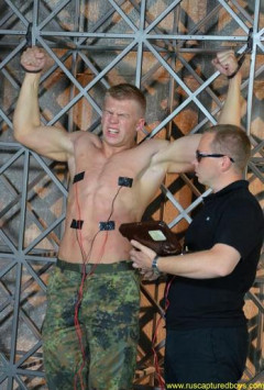 Captured Solder Nikolai, Part 2 (2014) - free gay video