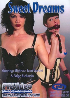 Sweet Dreams - Paige Richards, Mistress Jean Bardot