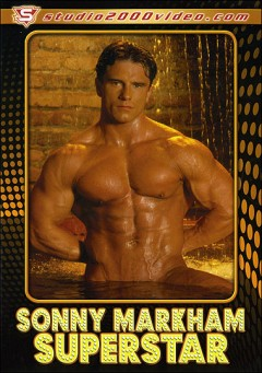Studio 2000 Sonny Markham Superstar (1997) - blog male model hot gay film