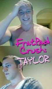 Fratpad - Taylor and Jayden on cam