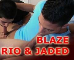 Latin Boyz Jaded, Blaze, Rio