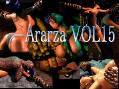 Ararza Vol.15 – Young Female Fighter – Torture Movie