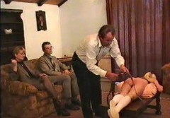 Spanking Girls Accident
