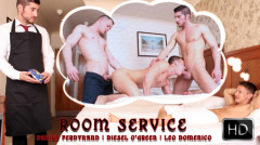 Darius Ferdynand, Diesel OGreen Leo Domenico Room Service free porn dungeon guy slave training video