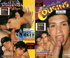 Zartliche latin twink bonding Cousins (1998) free gay film