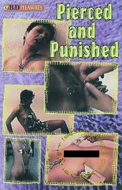 B&D Pleasures - Pierced And Punished DVD