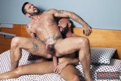 Gianni Maggio and Mario Domenech (large, style, shower) . Hardcore XXX Gay